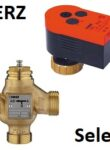 Програма підбору регулюючих клапанів і приводів HERZ Select 2.2